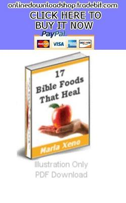 Product picture 17 Bible Foods That Heal
