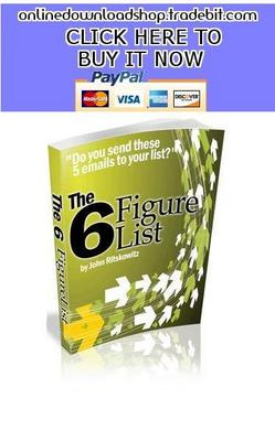 Product picture The 6 Figure List