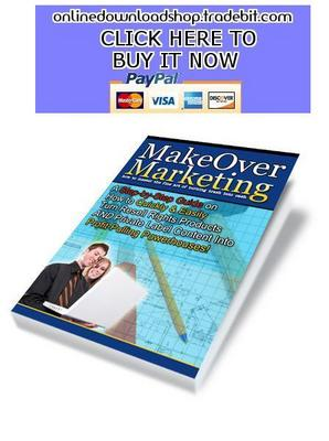 Product picture MakeOver Marketing