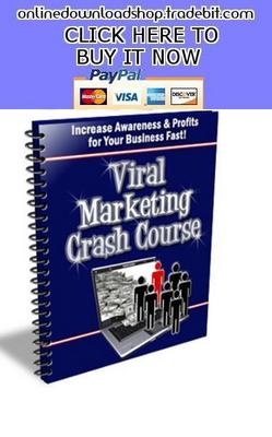 Product picture Viral Marketing Crash Course